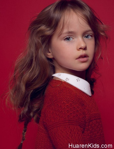 The-most-beautiful-girl-in-the-world-Kristina-Pimenova-4-460x600.jpg - 最美的九岁超模,沉鱼落雁毫无瑕疵 - 华人小孩 - HuarenKids